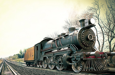Steam Locomotive Substance