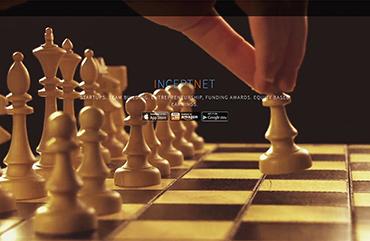 UI/UX & Code Inceptnet Web